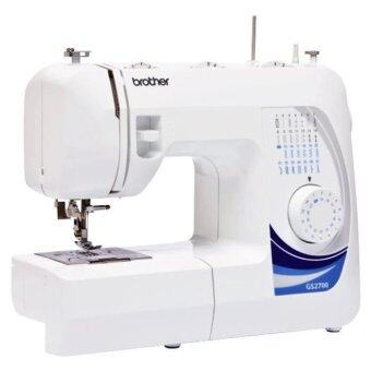 Harga Brother Home Sewing Machine GS-2700 (white)