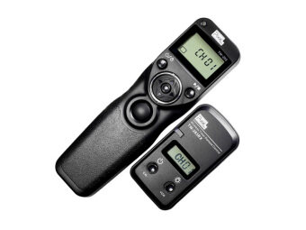 Harga PIXEL TW-283/N3 LCD Wireless Shutter Release Timer Remote Control FOR CANON EOS 7D 5D 5D II 5D III 6D 50D - intl
