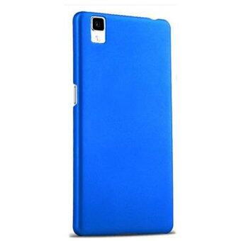 Harga Dengpin PC Case for Oppo R7S (Dark Blue)