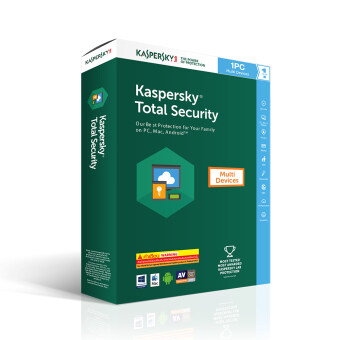 Harga Kaspersky Total Security (1 PC)