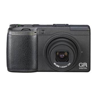 IMPORTED Ricoh GR Digital II Black ...