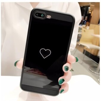 iphone case TPU Bumper case for iphone 6 plus ❤(BLACK)