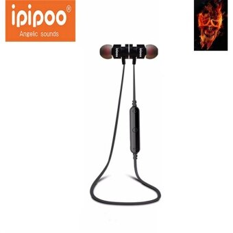 IPIPOO iL93BL Wireless Bluetooth Sports Stereo Earphone