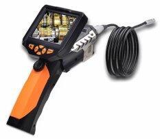 ITandHome กล้องงู Snake Camera Borescope ตรวจที่แคบ จอ 3.5 นิ้ว กันน้ำ สายยาว 3 เมตร - สีส้ม