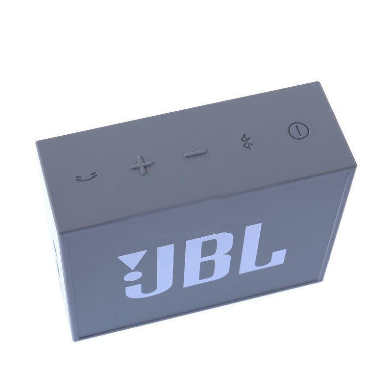 JBL Bluetooth Speaker Go (Gray)