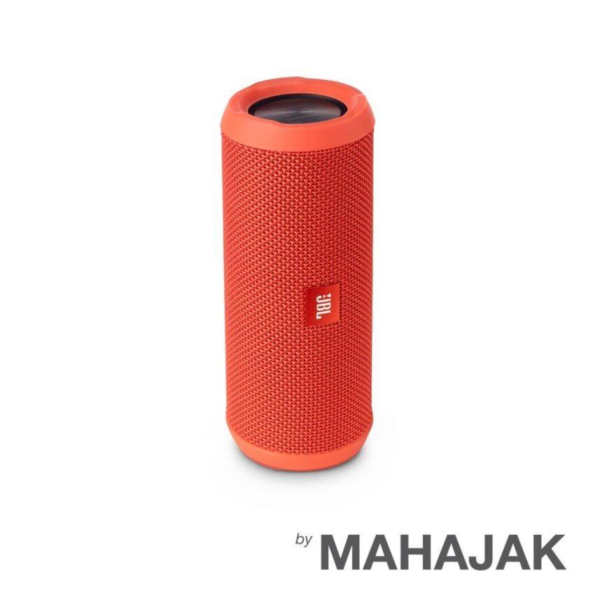 JBL Portable Bluetooth Speaker With Mic รุ่น Flip 3 ( Orange )