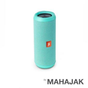 JBL Portable Bluetooth Speaker With Mic รุ่น Flip 3 ( Teal )