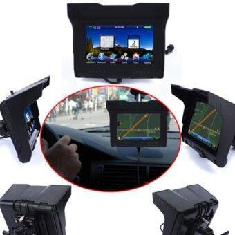 JinGle 5\ Motorcycle Car GPS Waterproof Motorbike Bluetooth Navigation NAV 8GB + Maps - intl