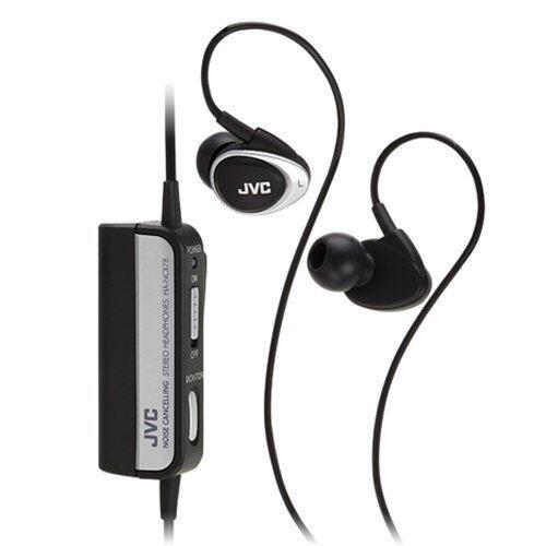 JVC หูฟัง Noise-cancelling รุ่น HA-NCX78-J (Black) ประกันศูนย์ไทย