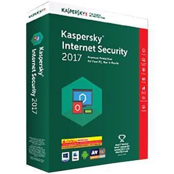 ต้องการขาย KASPERSKY SOFTWARE INTERNET SECURITY 2017 (1 USER)