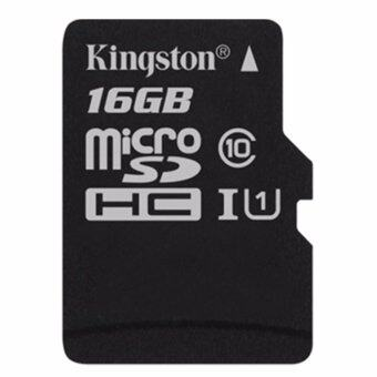 KINGSTON DIGITAL MEDIA CARD 16 GB. MICRO SD CARD KINGSTON Class 10 (SDC10G2/16GBFR)