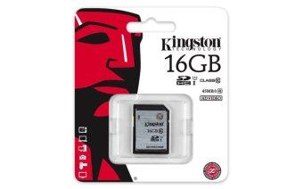 Kingston Memory SD Class 10 16GB