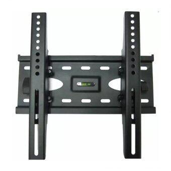 ชุดขาแขวนทีวี LCD, LED ขนาด 26-55 นิ้ว TV Bracket แบบติดผนังฟิกซ์(Black)