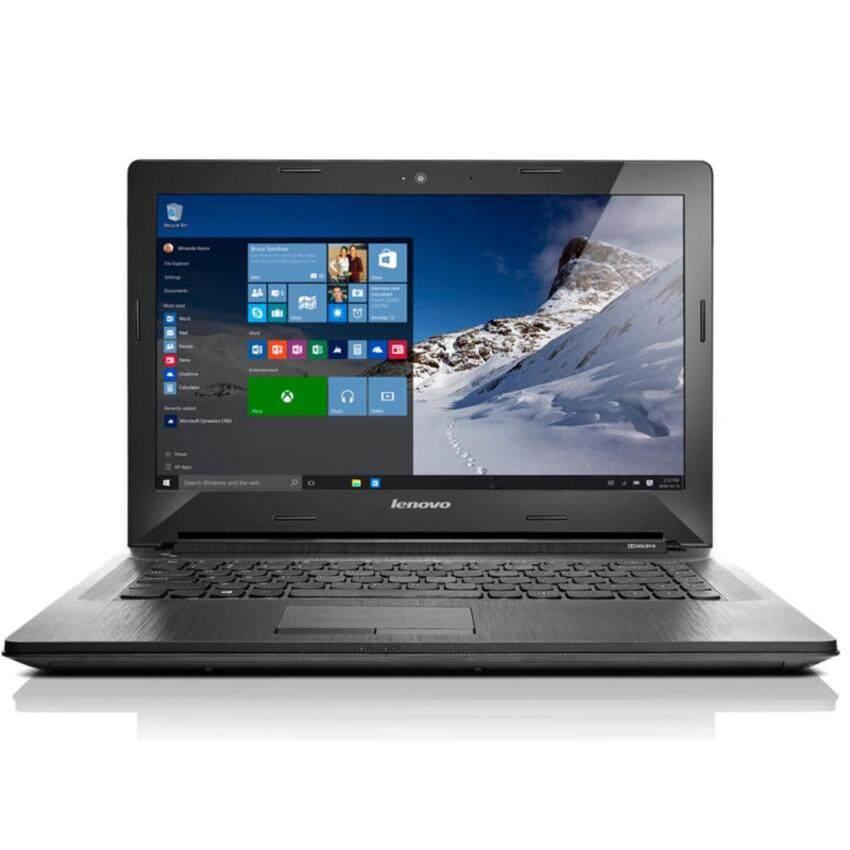 Lenovo G4135 (80M7001KTA) E1-70104GB500GBDOS - Black