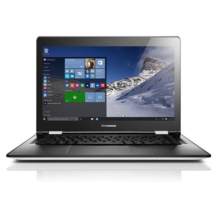 """Lenovo Ideapad Yoga 500(80R5000WTA) 14""""i5-6200U4GB1TBGeForce GT940MW10 (White)"""