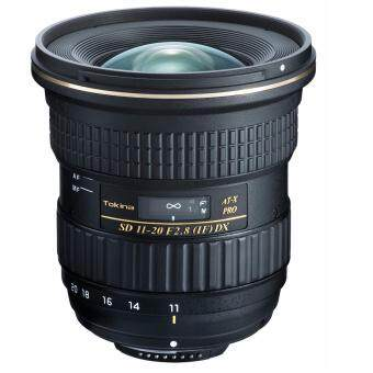 Lens Tokina Wide 11-20mm f/2.8 PRO DX For Nikon