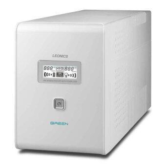 ประเทศไทย LEONICS เครื่องสำรองไฟฟ้า UPS GREEN-1600V 1600VA / 800W