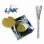LINK สายแลน CAT 5E ยาว 100เมตร (ภายในอาคาร) รุ่น LINK US-9015-100