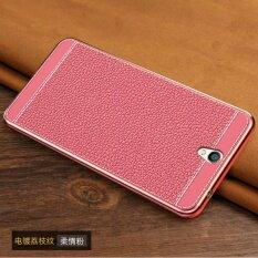 Intl Cek Harga Source Litchi pattern Back Cover Case For VIVO Y33 Pink