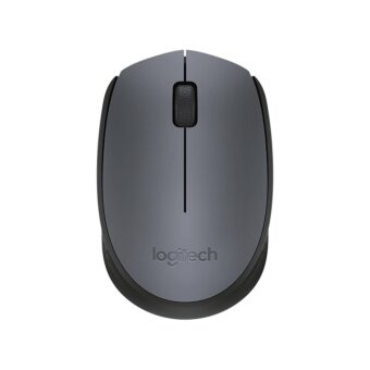 Logitech USB Wireless Mouse M-171 Gray/Black