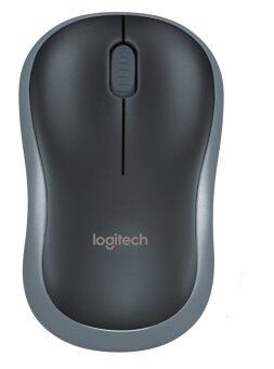 Logitech Wireless Mouse M185 (Dark)