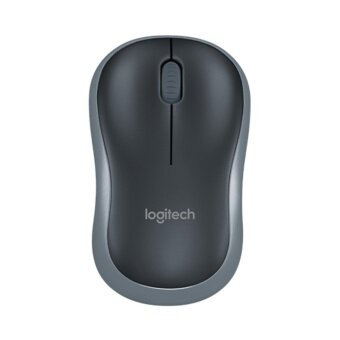 Logitech Wireless Mouse M185/M186 (Dark)
