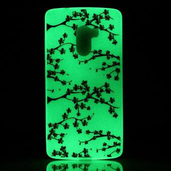 ... Luminous TPU Phone Case for Lenovo Vibe K4 Note/Vibe X3 Lite -Blossom -