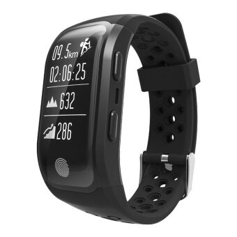 Harga Makibes G03 IP68 Sport Tracker With GPS Heart Rate Monitor ActivityTracker Fitness Bracelet For IOS/Android