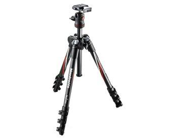 Manfrotto ขาตั้ง BeFree Compact Travel - Carbon Fiber