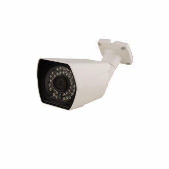 Mastersat ชุดกล้องวงจรปิด CCTV AHD 1 MP 720P 4 จุด มีกล้อง 1 MP 3 ตัว และ กล้อง Starlight 2 MP 4 in 1 เห็นภาพสีตอนกลางคืน 1 ตัว พร้อม สายสำเร็จ และ HDD 1 TB ชุด สุดพิเศษ (image 1)