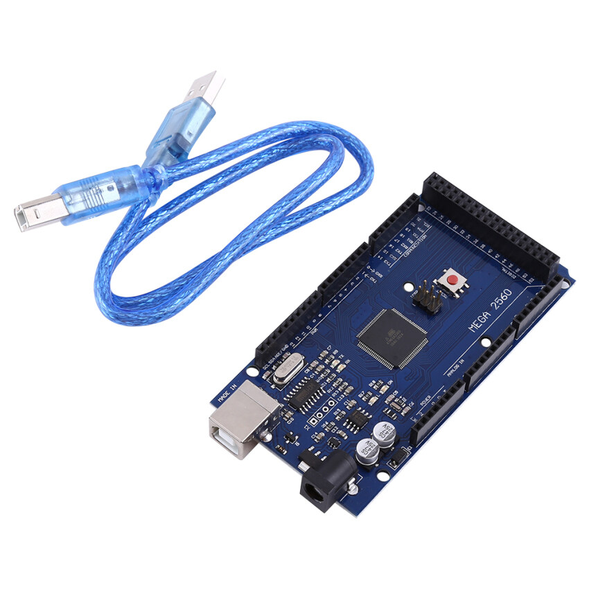 MEGA2560 R3 Board Improved Version Board Kit Module Compatible With USB Cable - intl