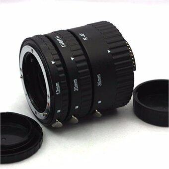 Harga MEIKE Auto Focus Macro Extension Tube For NIKON AF AF-S DX FX -intl