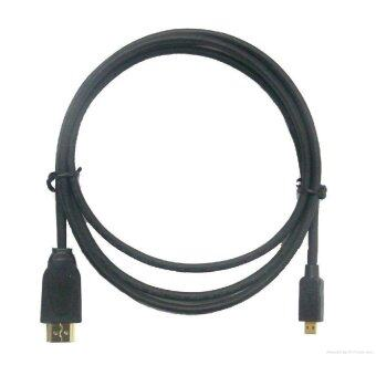 Micro HDMI to HDMI Cable 1.5 M (Black)