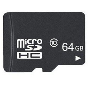 Micro SD Card 64GB Class 10 MicroSD 64GB C10 Memory Card SD FlashMemory Card Micro SDXC 64G - intl