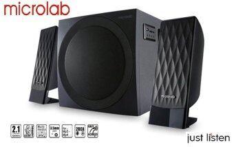 Microlab M300U I-Smart Speaker (2.1) (black) ��������������� 2.1 ������������������������������������������������������������
