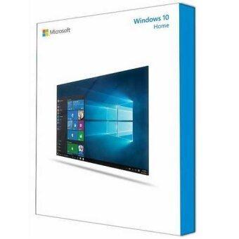 Microsoft ซอฟต์แวร์ Windows 10 Home 32/64 Bit ENG (FPP) KW9-00017