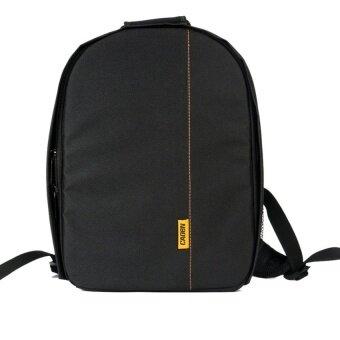 MiniCar CADEN D8 Professional Camera Backpack for DLSR/SLR(Color:Black) - intl