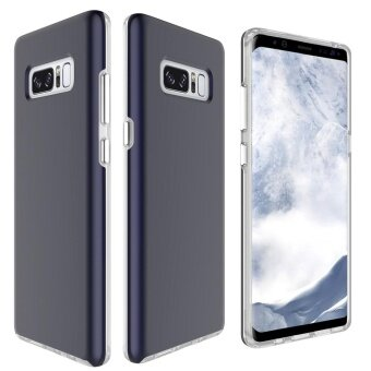 MOONCASE for Samsung Galaxy Note 8 case 2 in1 Anti Shock Air Cushion Back Shell Soft Thin TPU Case Cover (As Shown) - intl