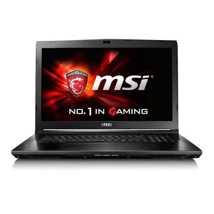 MSI Gaming Notebook GP72 6QE 17.3' i7-6700HQ+HM1702G1T960M w single backlight KB (GTX950M 2GB GDDR5)