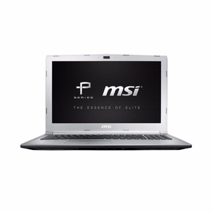 MSI PL62 7RC 059XTH [Silver] i7-7700HQGeForce MX150 2GB15.6HDRAM41TBDOS