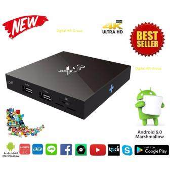 MXQ Android Smart Box X96 UHD 4K 64Bit Cpu Android Marshmallow 6.0