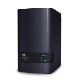 รีวิว My Cloud EX2 Ultra 8TB WDBVBZ0080JCH-SESN