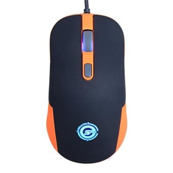 Harga NeoES Mouse Gaming Curve 2400dpi Macro key memory onboard