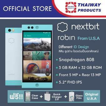 Nextbit Robin 32GB(Mint) Premium set (Adapter QC2.0 , Case)