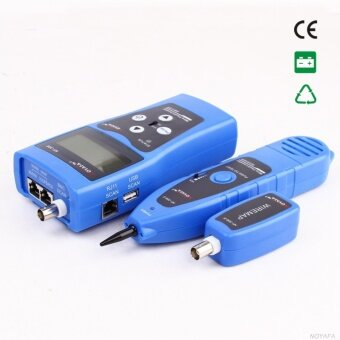 NF-308 Network Telephone Audio Cable Length Tester Remote Identifier Lan Tracker Wire Tester Cable Locator RJ45 RJ11 - intl