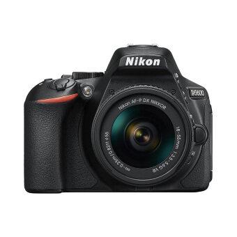 Nikon กล้อง DSLR รุ่น D5600 BK SG AF-P 18-55 VR KIT (ประกันศูนย์)