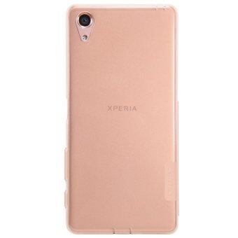 ... Clear Source · NILLKIN 0 6mm Nature Soft TPU Skin Case for Sony Xperia X Brown intl