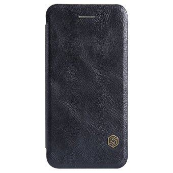 Nillkin เคส iPhone 6 Plus/iPhone 6s Plus รุ่น QIN Leather Case(Black)