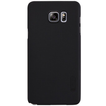 Nillkin PC Matte Super Frosted Shield Back Case for Samsung GalaxyNote 5 / N9200 (Black)