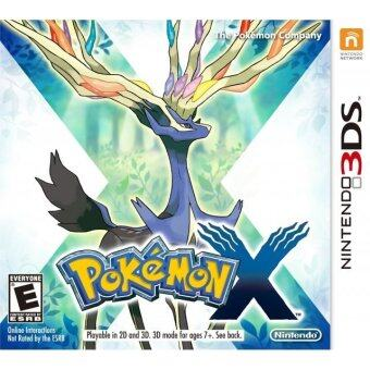 Nintendo 3DS Pokemon X ( US)